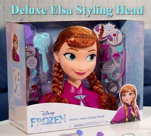 Disney FROZEN Styling Head